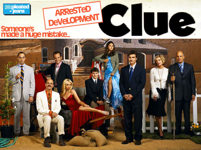 Arrested Development Clue