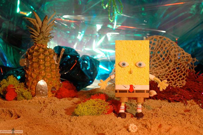 SpongeBob SquarePants Characters In Real Life Real Spongebob House