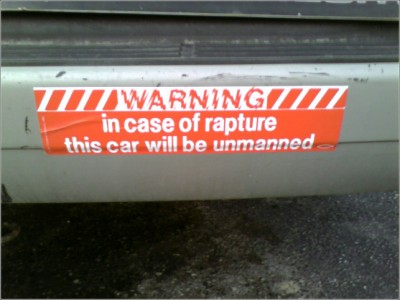 14 Funny Bumper Stickers | Pleated-Jeans.com