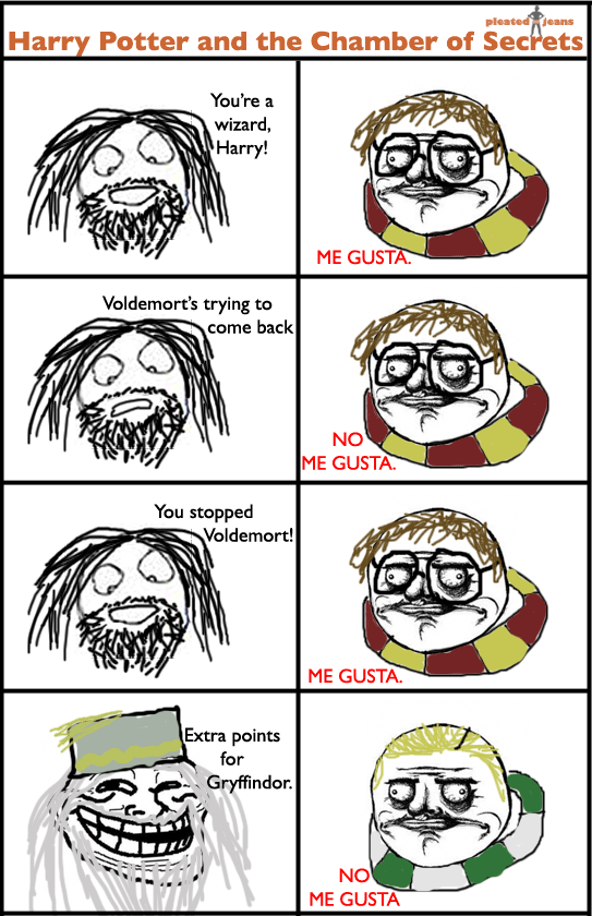 Funny Face Drawings Meme : Funny harry potter cartoon meme