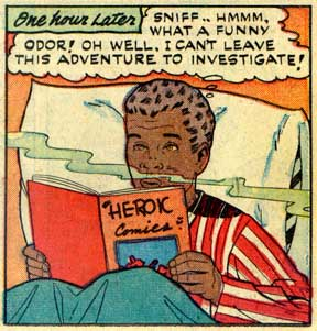 Funny Vintage Comic Book Panels