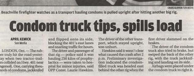 funny newspaper headlines 4 pleated jeans