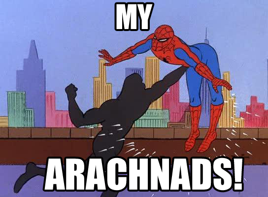 Best of the 60s spider man meme 21 pics