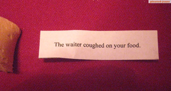 i trolled my friends at our local chinese restaurant last