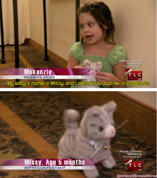 Toddlers and Tiaras WTF  4 Makenzie Toddlers And Tiaras Meme