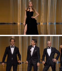 Funniest Oscar Moments 2012 (26)