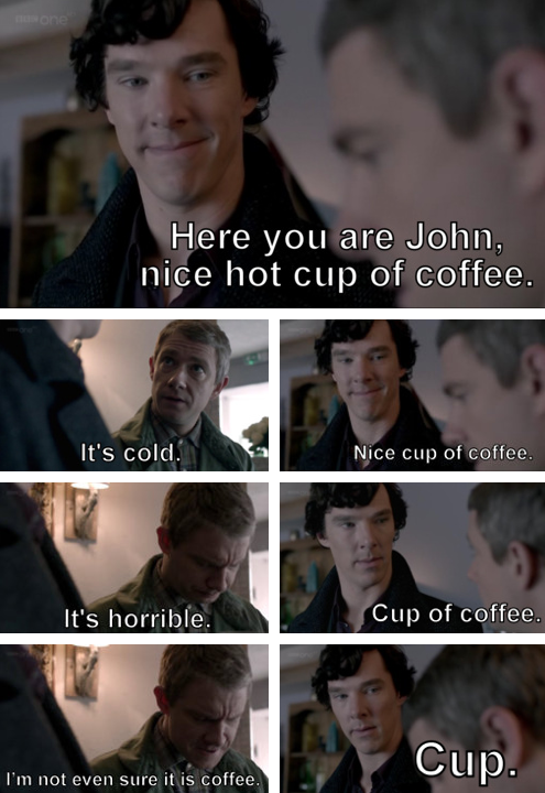 Sherlock asexual quotes