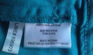Funny Clothing Tag (10)