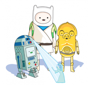 Adventure Time Crossovers and Mashups (7)