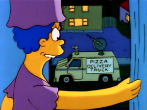 Funny Cars and Vehicles in the Simpsons (5)