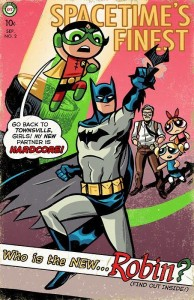 Funny Batman Mashups and Crossovers (19)