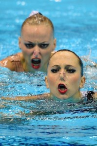 Faces of Synchronized Swimming (14)