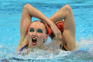 Faces of Synchronized Swimming (18)