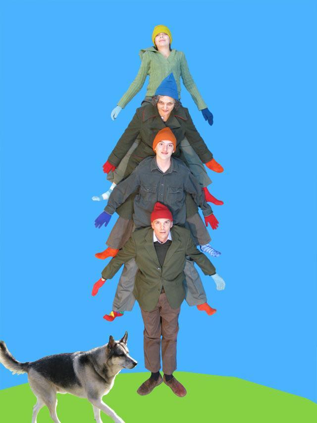 Funny Holiday Cards: 22 Funny Family Christmas Card Ideas