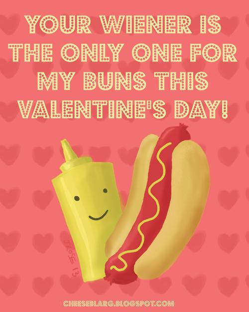20 Funny Valentine's Day Cards   Pleated Jeans