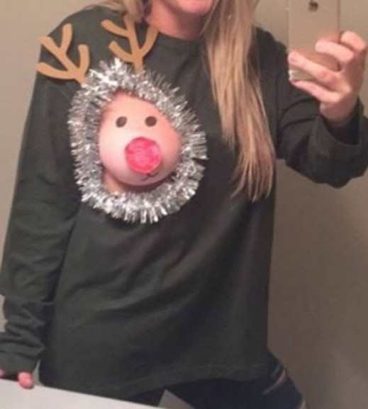 Ugly Christmas Sweaters That Light Up