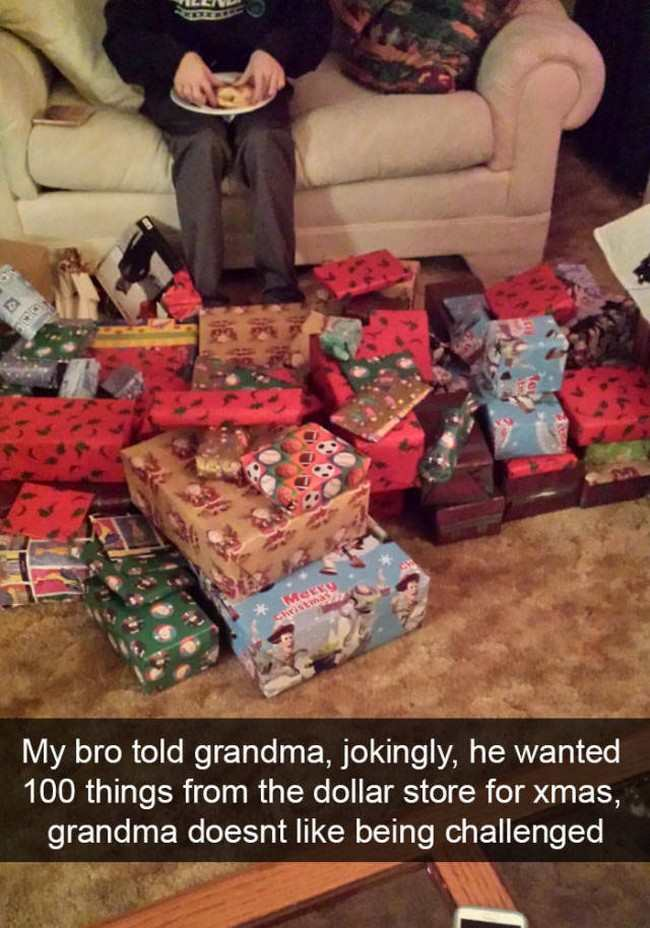 Funny Christmas Images Part - 38: 30 More Funny Christmas Pics