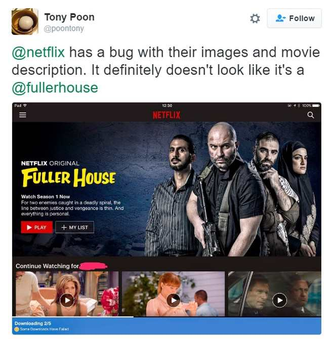 16 Hilarious Netflix Errors | Pleated Jeans Funny Movies On Netflix