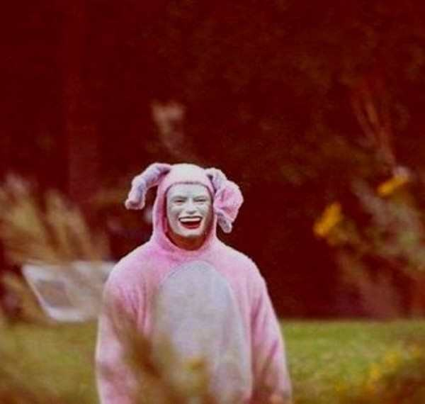 18 Creepy Easter Bunny Costumes
