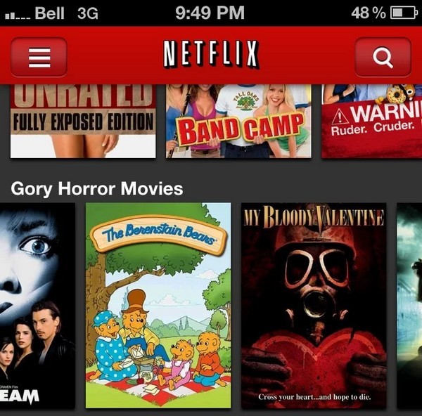 20 Funny Netflix Pics