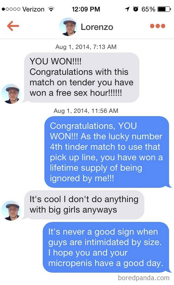 17 Guys Who Got Completely Destroyed Being Creeps In The Dms-5718