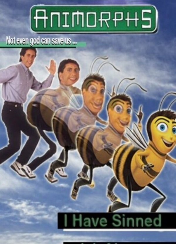 15 funny celebrity animorphs books you would have read in 7th grade