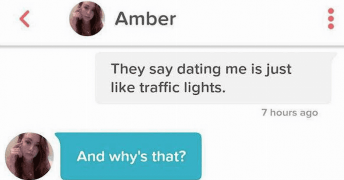 25 Tinder Pick Up Lines No One Would Have The Balls To Say In Real Life