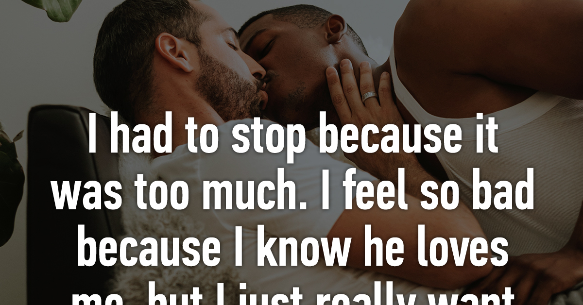 Gay guys talk about being a bottom, gay men, bottoms, gay guys on being bottoms, gay guys who don't like bottoming, gay guys who don't like to bottom, why some gay guys don't like to bottom, bottom vs top, Whisper, confessions, relationship confessions, crazy marriage confessions, marriage secrets, relationships, girlfriends, boyfriends, dating confessions, people share, stories, private stories, trending sexy stories, whisper stories, embarrassing moments, viral stories, shareable, intimate moments, most-read stories, whisper originals, people confess, secrets, people share secrets,