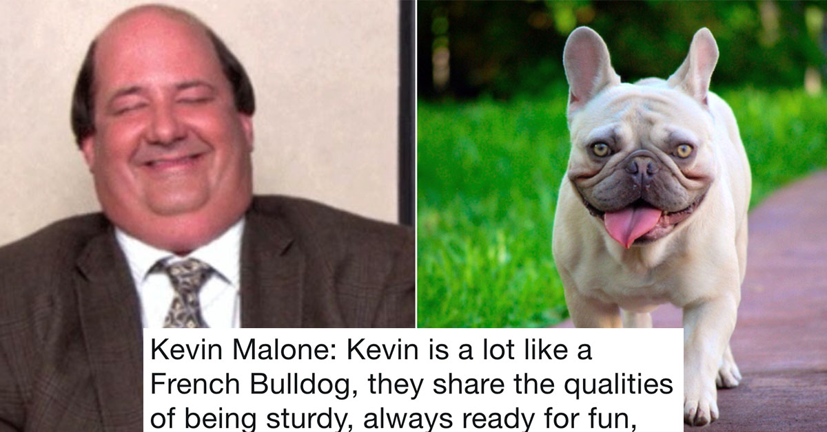 Hilarious Twitter Thread Matches Characters From 'The Office' To Their Perfect Dog Counterpart
