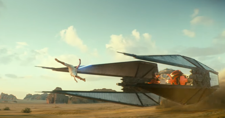 The First Trailer For The Final 'Star Wars' Movie Just ...