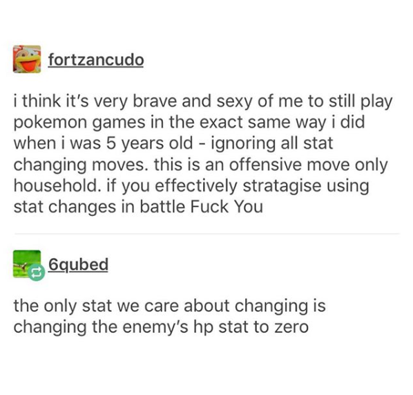 Brilliant Tumblr Posts Deserving Of Your Attention Today