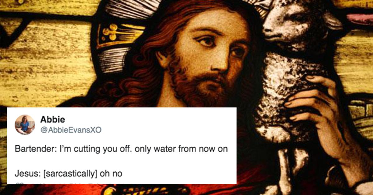 Christian jokes new Jokes for
