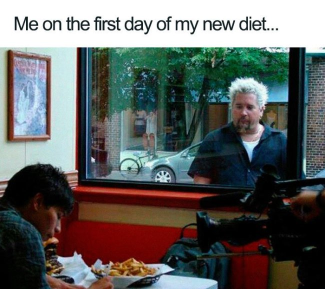 31 Painfully Hilarious Weight Loss And Diet Memes