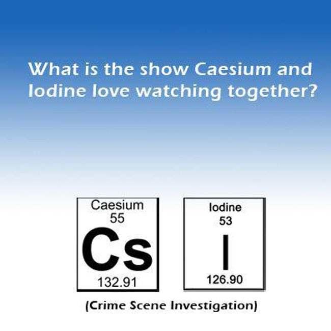 funny science jokes, funny science puns, science puns, chemistry puns, nerdy puns