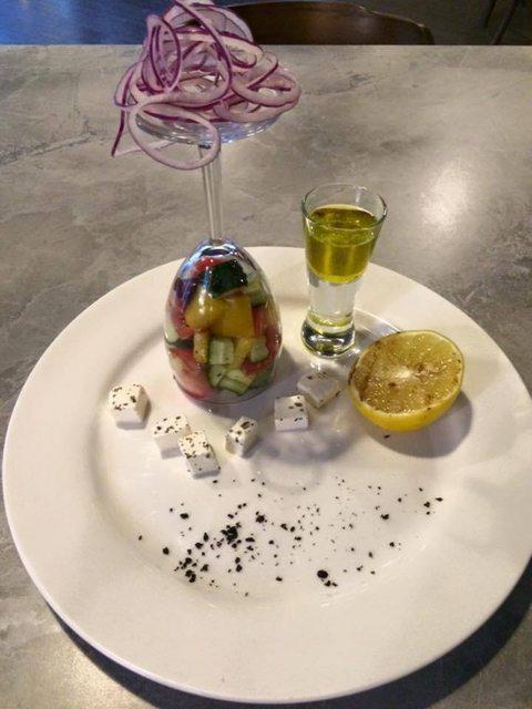 We Want Plates - food arranged like Dali