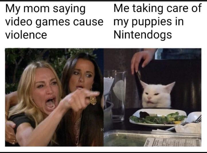 Woman Yelling At Cat Meme Refuses To Die And Were Not