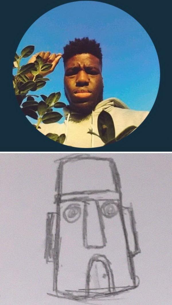 art, artist, jokes, roasted, roast, burns, cartoon, profile pics