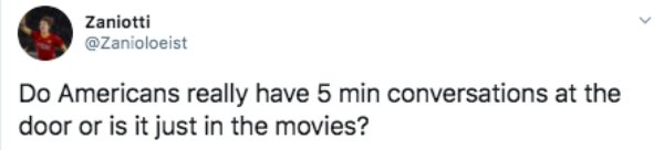 American movies, movies, non-Americans