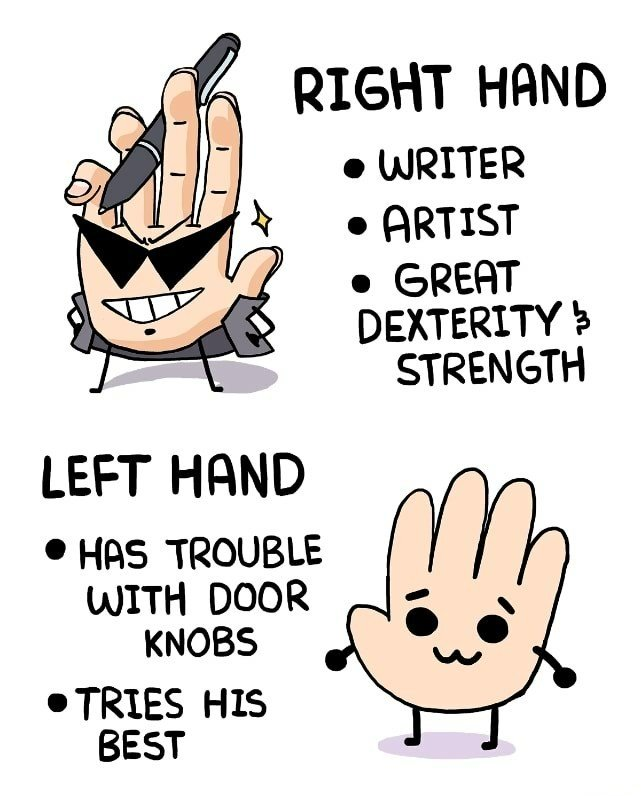 Funny Left-Handed Memes For All My Lefties Out There