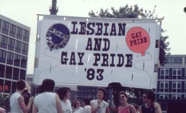 lesbian and gay pride 83, lesbian and gay pride 1983
