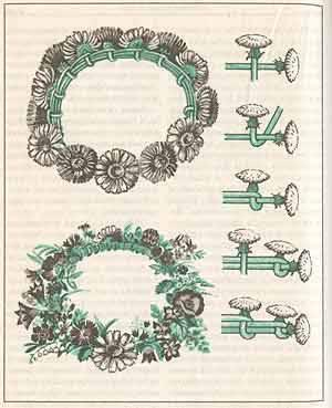 how to make a daisy crown, guide to make a daisy crown, daisy crown instructions