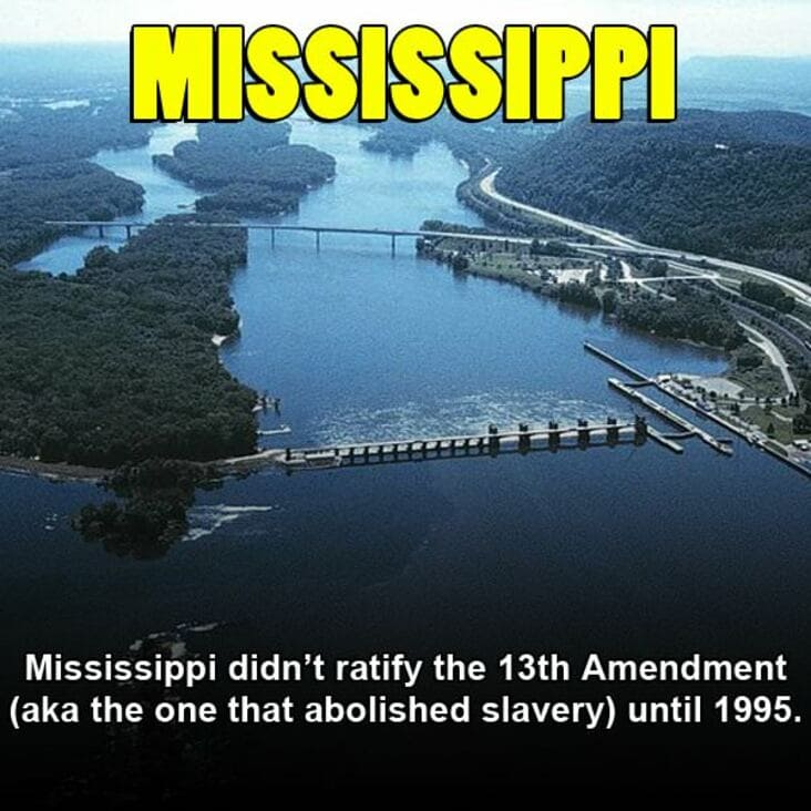 embarrassing fact about mississippi, mississippi embarrassing fact
