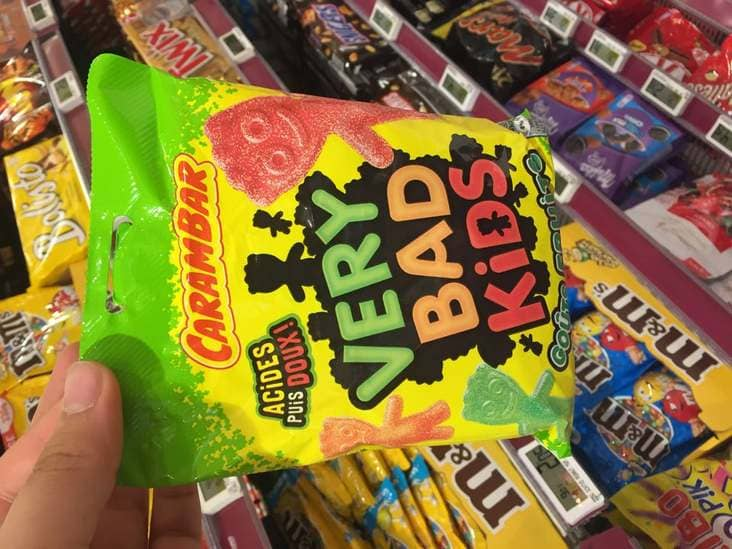 sour patch kids called very bad kids, american food products look different in other countries, american food in different countries, american food in other countries, how american food looks in other countries, american products that look different in other countries, american food products that look different in other countries, how american food products look in some countries, american food products in other countries look different