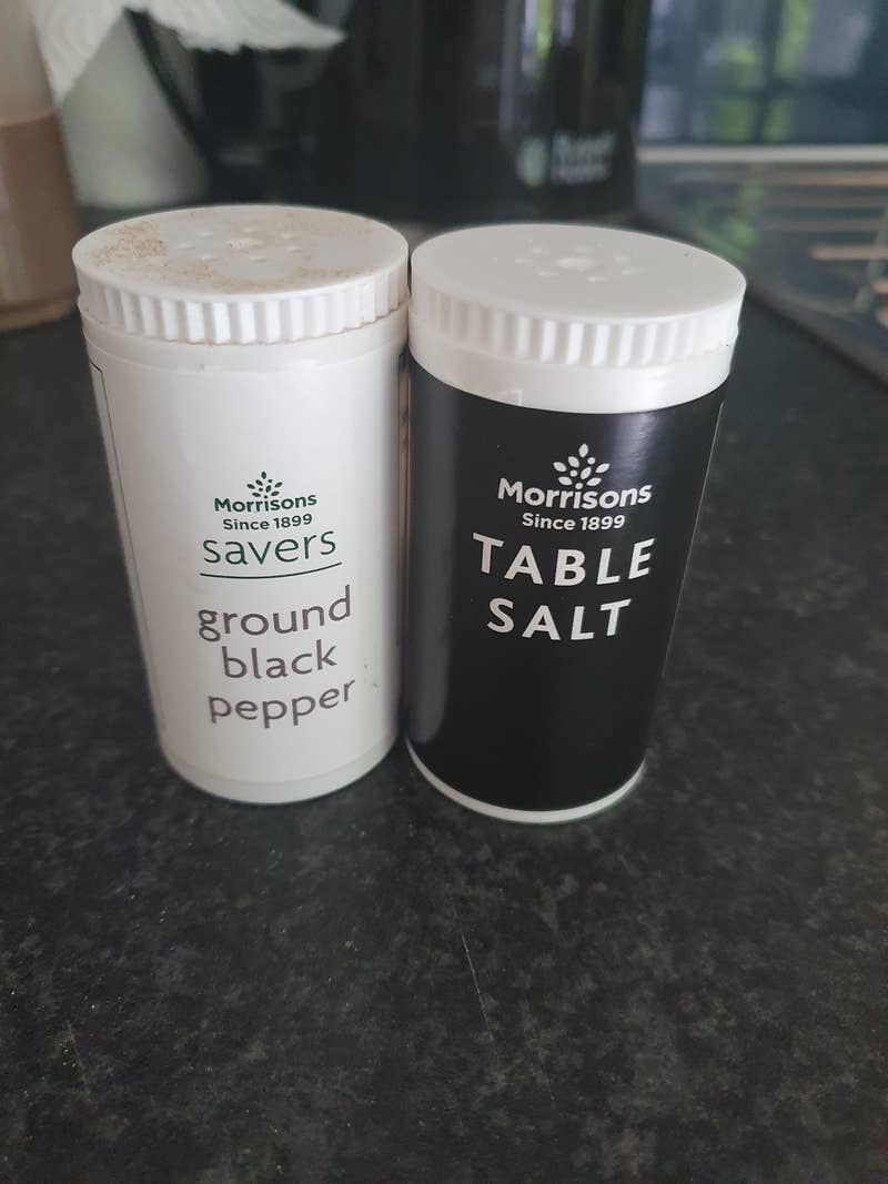 table salt darker pepper lighter inconvenient picture, frustrating picture, frustrating pictures, inconvenient picture, inconvenient pictures, frustrating image, frustrating images, frustrating pic, frustrating pics, inconvenient image, inconvenient images, inconvenient pic, inconvenient pics