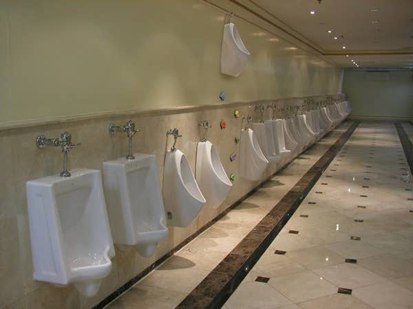urinal placement you had one job fail