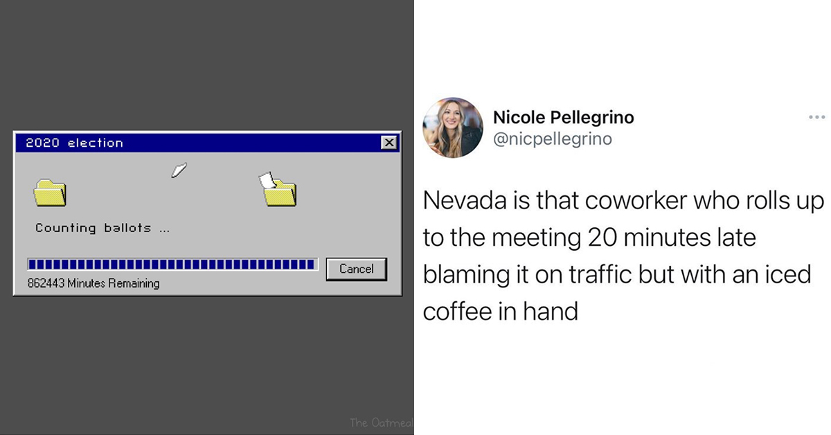 Nevada Election Memes To Peruse While Nevada Takes Its ...
