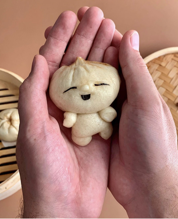 dumpling baby real life from the movie, Movie food recreations, food on screen, instagram meals from film and TV, curmudgeonclay