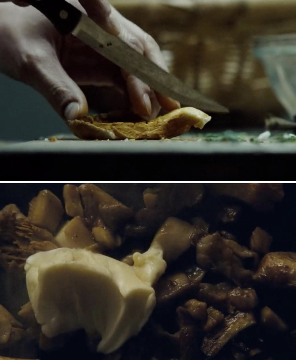 Movie food recreations, food on screen, instagram meals from film and TV, curmudgeonclay