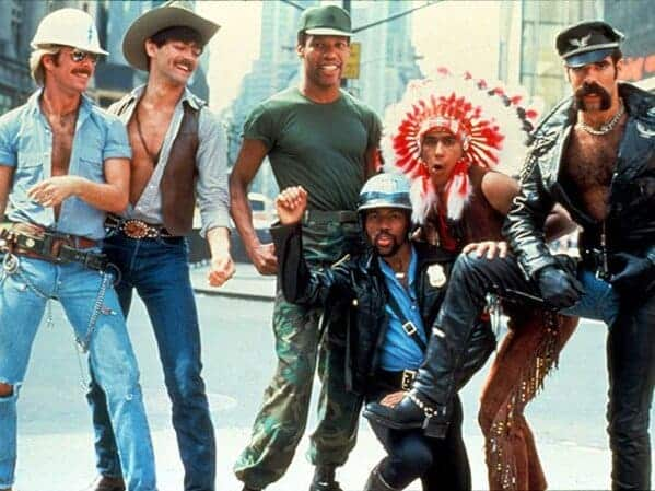 ymca village people on the street, Worst songs to listen to during sex, worst sex songs playlist, Spotify funny playlist, worst sex songs, funny songs to make love to, songs that are not sexy, pleated jeans Spotify