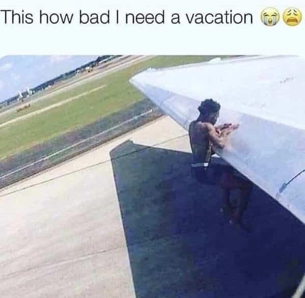 vacation memes